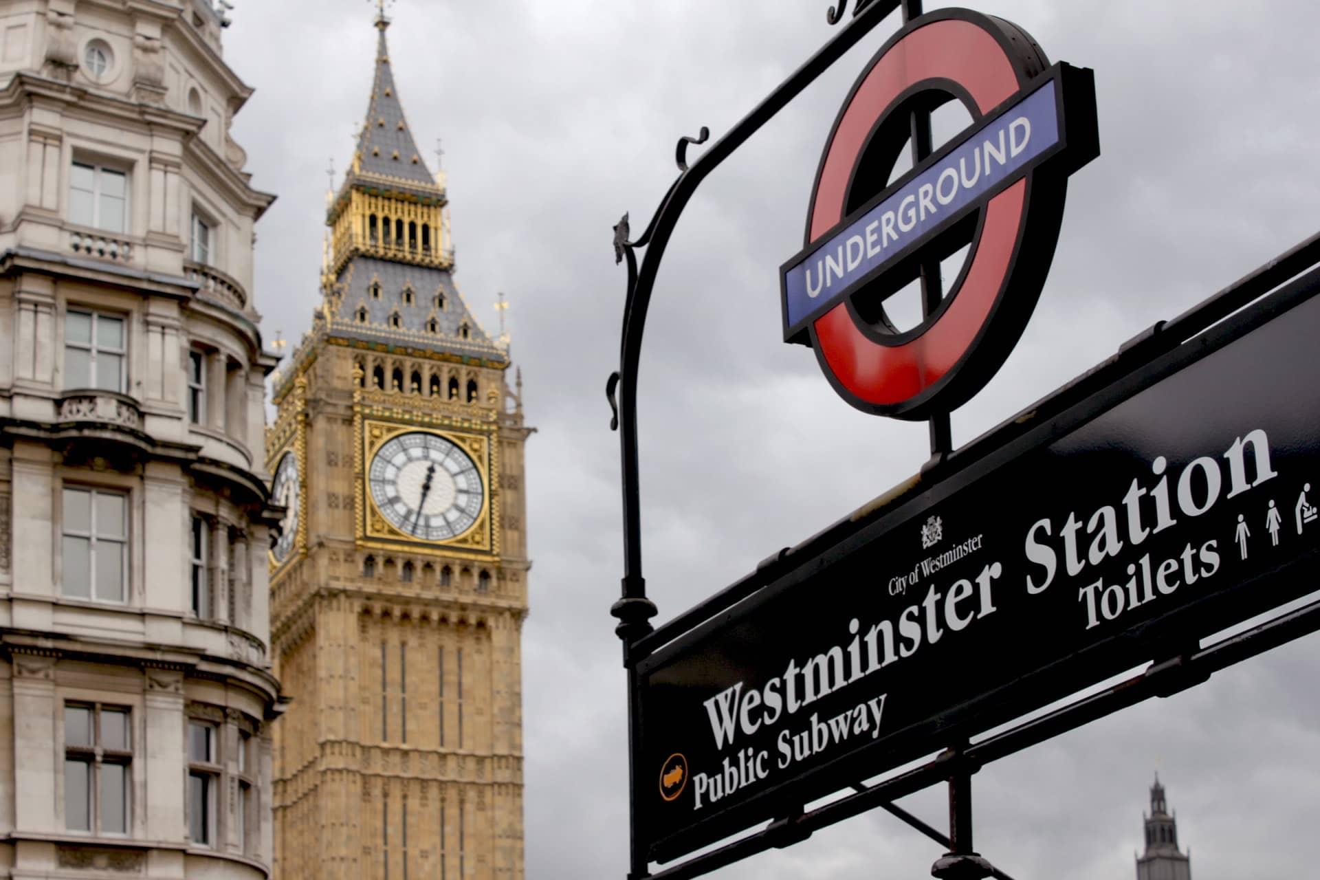 Erasmus a Londra