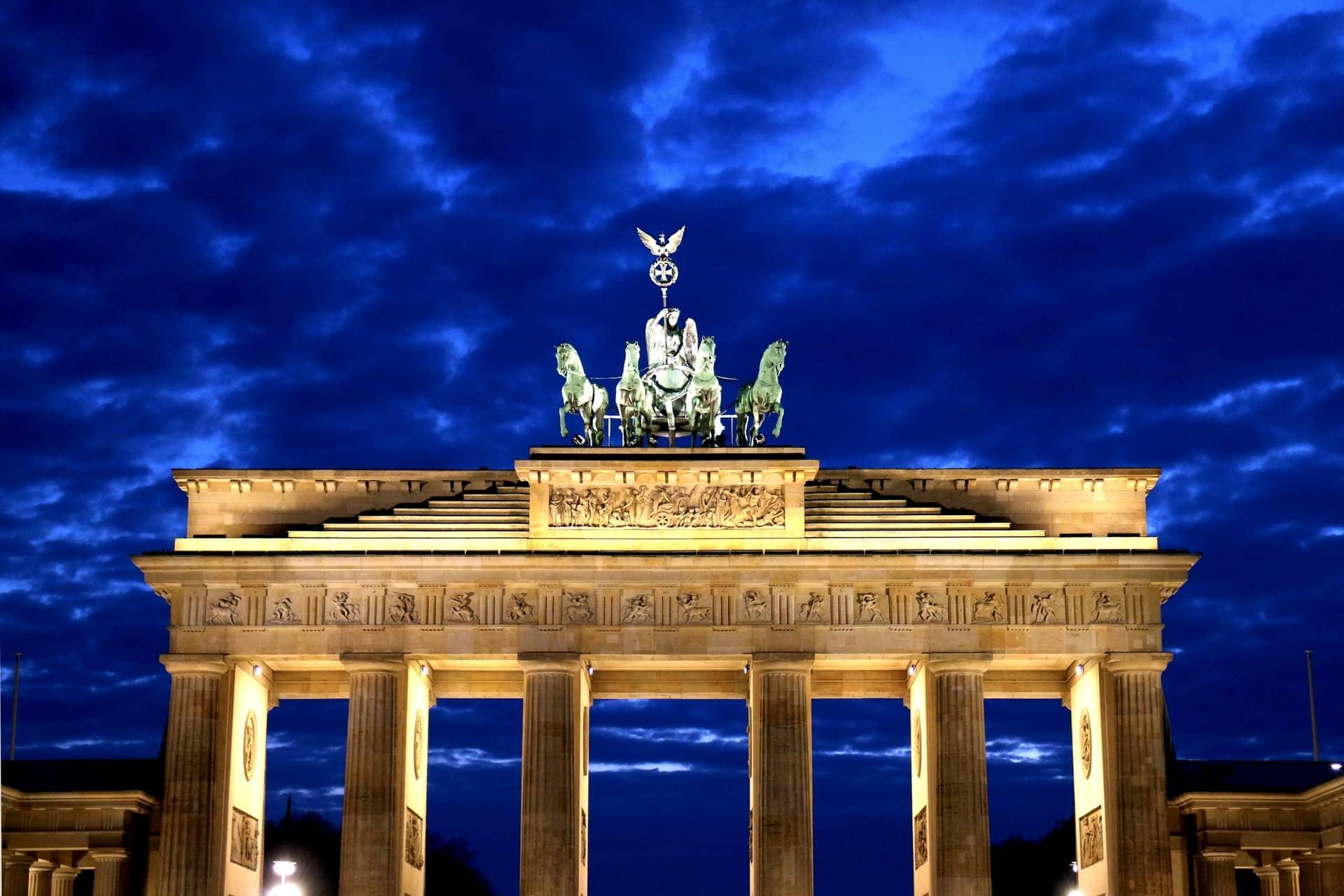 Erasmus a Berlino