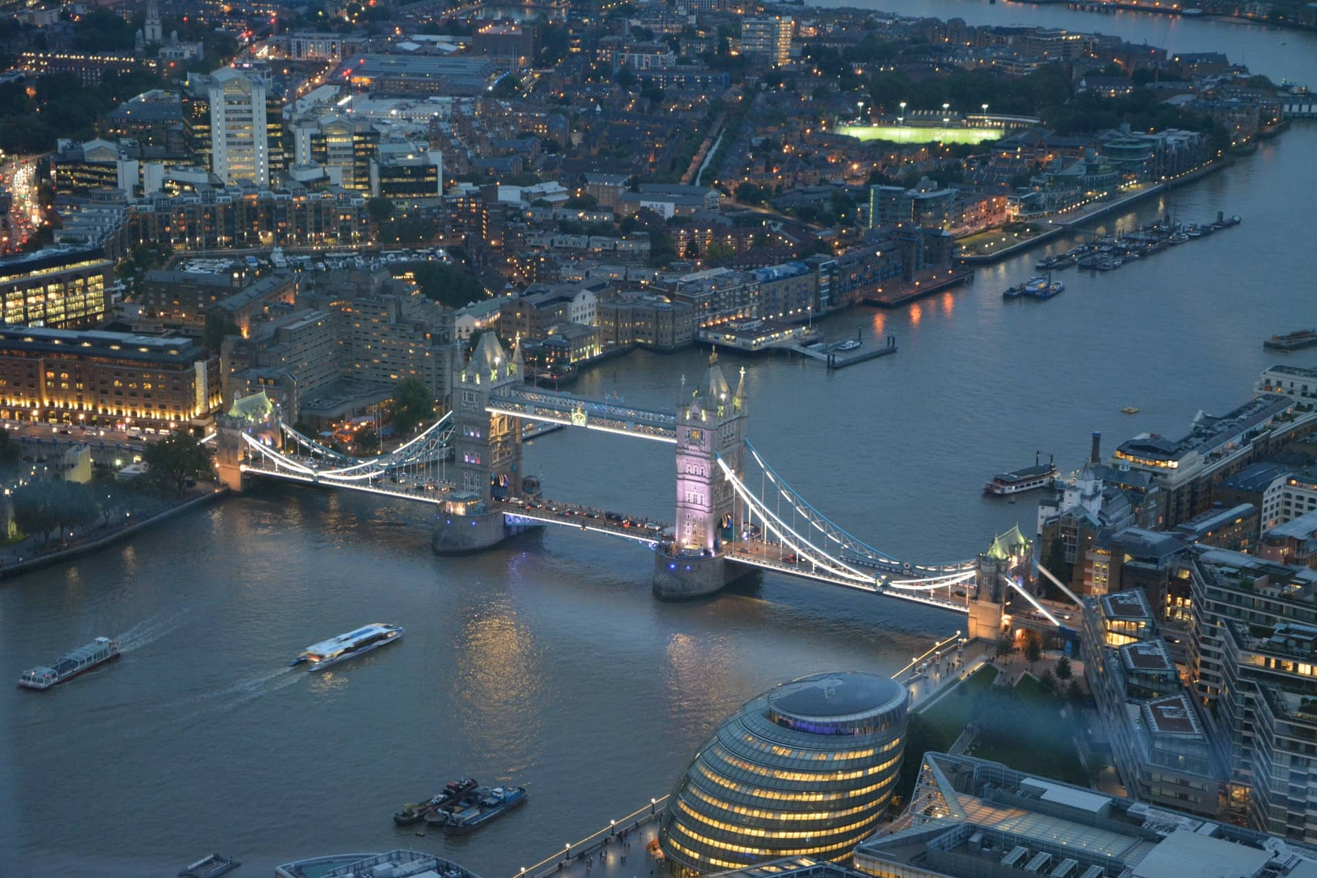Mini-stay a Londra