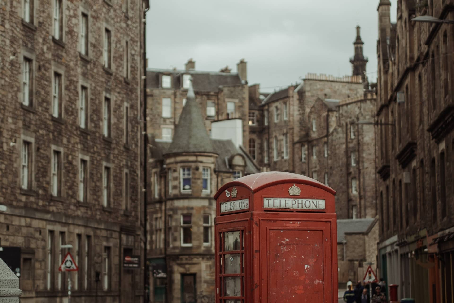 Erasmus a Edimburgo