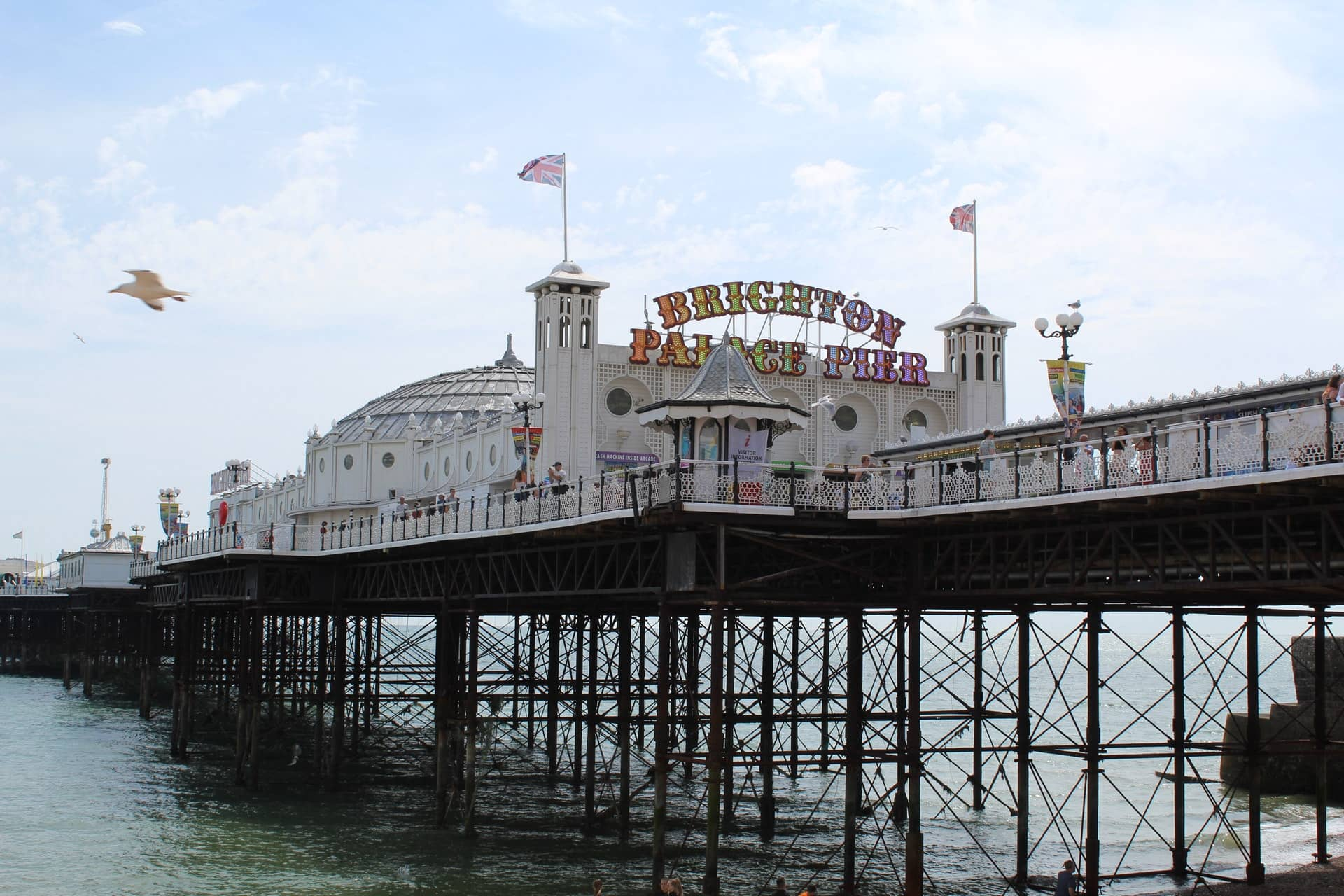 Tirocinio in Inghilterra a Brighton