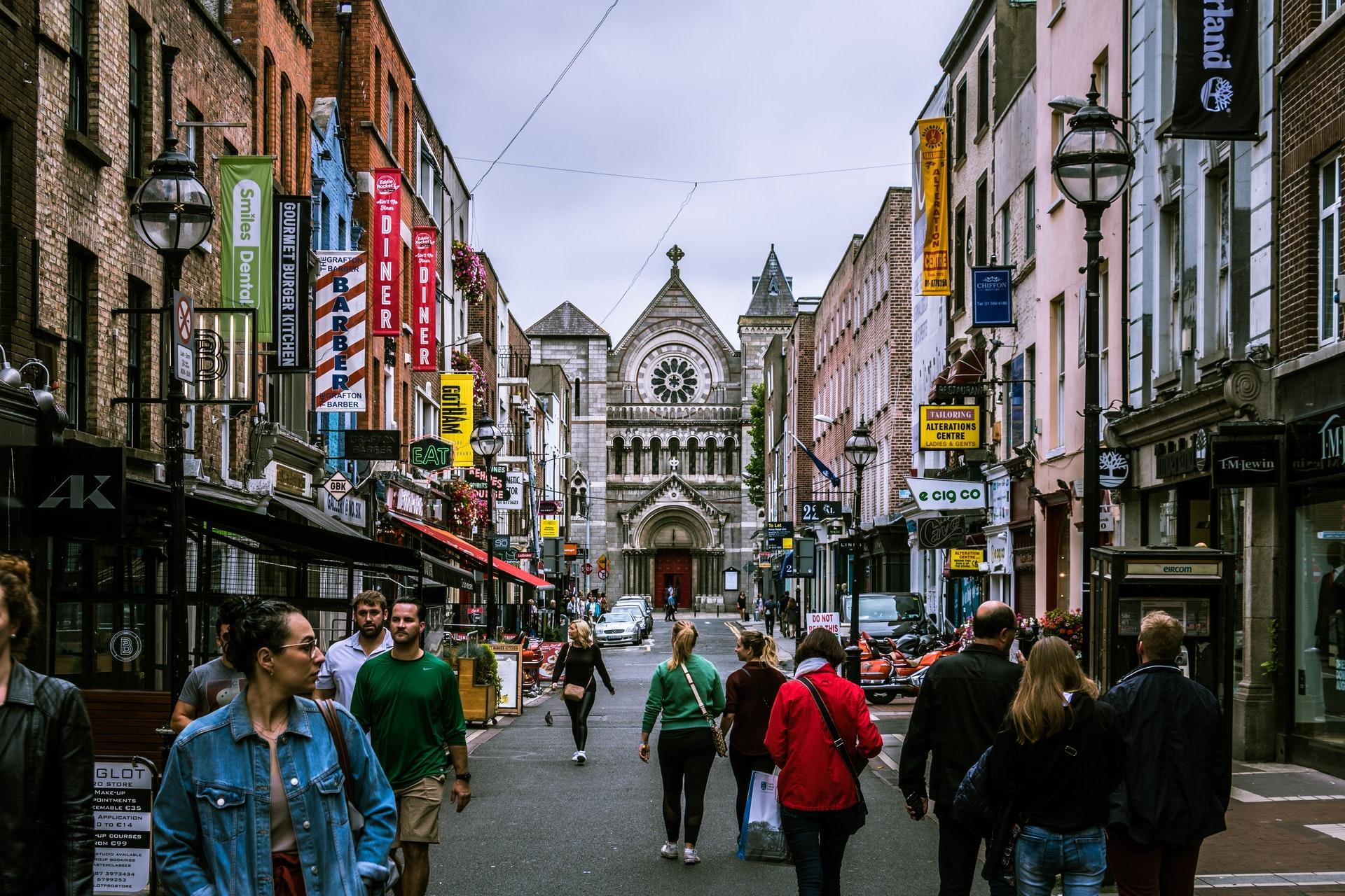 Intervista in Erasmus a Dublino